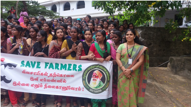 Save Farmers Campaign