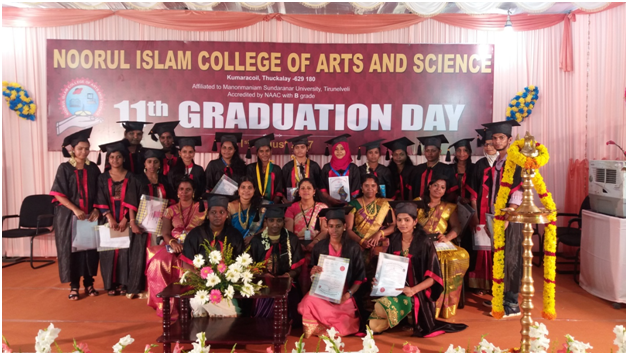 Convocation, Day Of Accomplishment – Faculty with Degree Holders